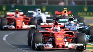 Formule 1 wedden